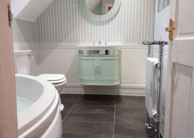 Family Bathroom • Aldridge