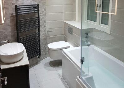 Bathroom Refurbishment • Hopwas