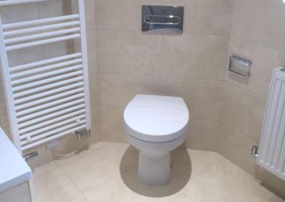 Family Bathroom • Lichfield