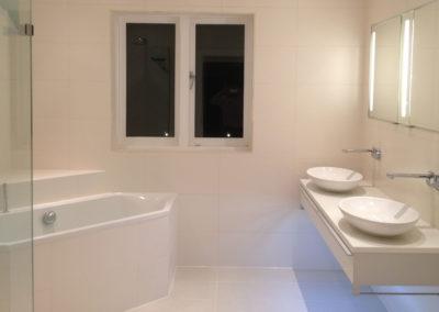 New Bathroom • Four Oaks Estate