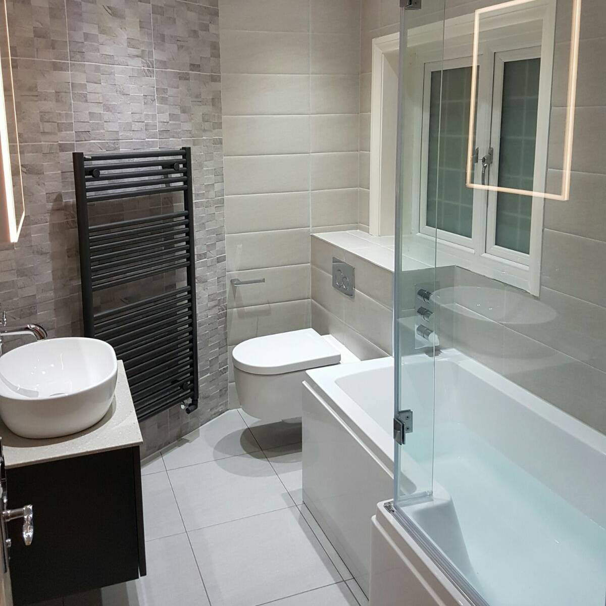 Bathroom Interiors Prepossessing Bathroom Fitters Birmingham  Bathrooms Wet Rooms Ensuites Review