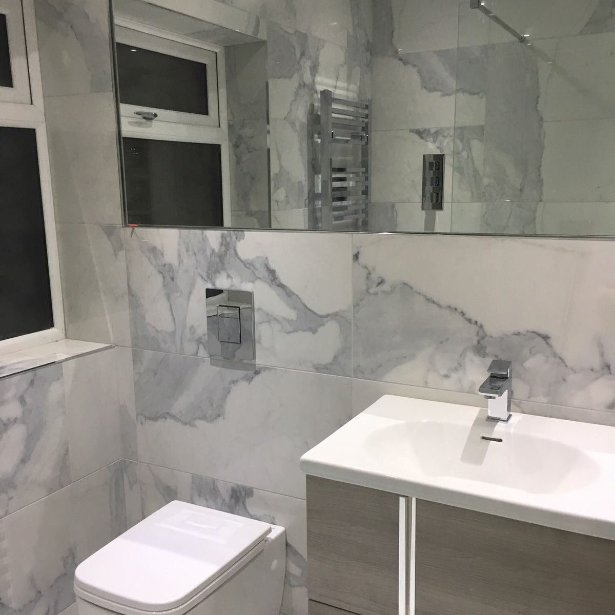 Bathrooms birmingham uk - Ensuite 5 000